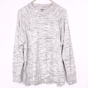 AERIE Soft Knit Sweater (Salt&Pepper colour)